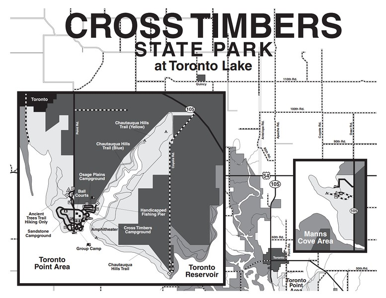 Cross Timbers State Park (North)