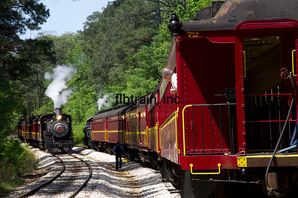 Texas State Railroad #Two