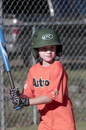 Astros vs Hermits 8U