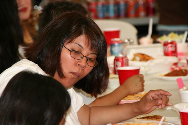 Missionnettes Spaguetti Dinner 2007