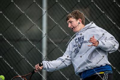 Boys' Tennis 2016