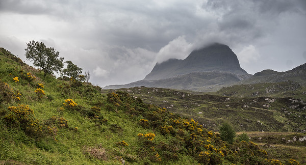 Suilven and Quinag June 2019