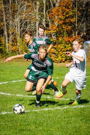 Parents' Weekend: Varsity Soccer vs. Hanover