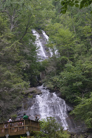 Anna Ruby Falls, Helen, GA