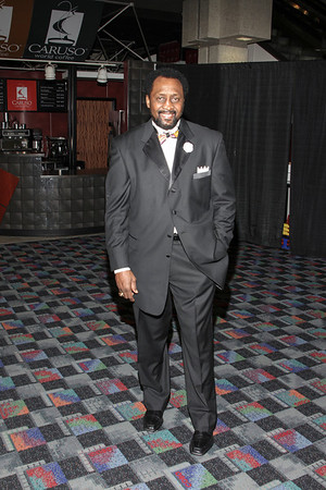 2014 Auto Show Charity Ball Thomas Hearns