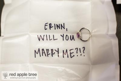 Erinn + John Proposal