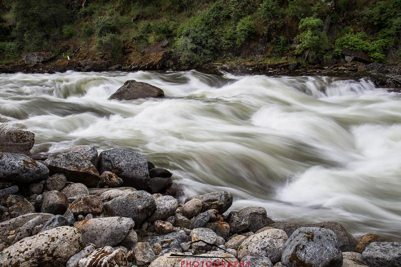 Merced River at Yosemite 9