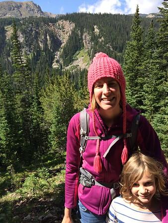 Backpack 2016 Lost Creek Wilderness