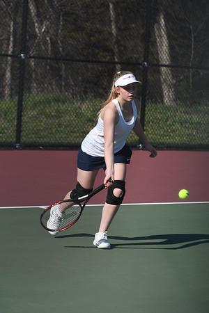 Norris Tennis vs Crete