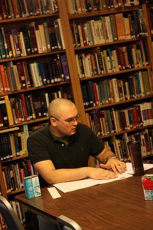 Shawn Teaching