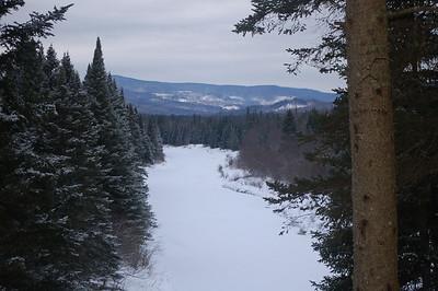 Dartmouth Grant in Winter