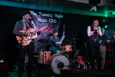 Tuesday Night Music Club - 13/11/18