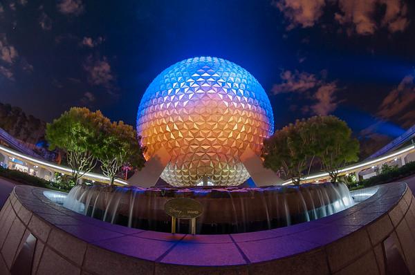 Walt Disney World - Day 2 - EPCOT
