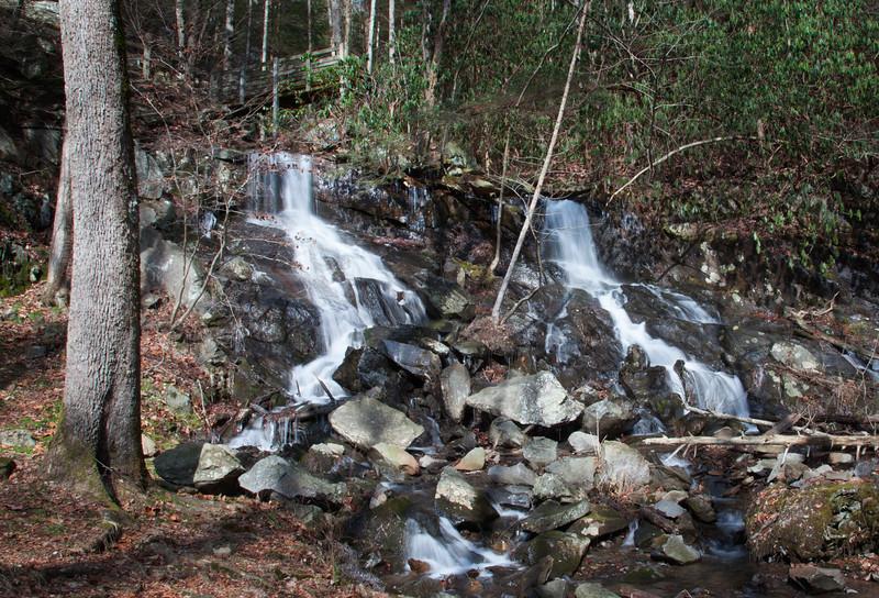 Barnes Creek Falls