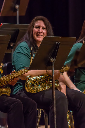 4-8-2017 Yough Alumni Jazz Band