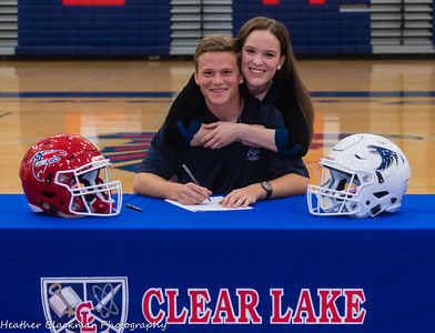 CLHS May Signing Day
