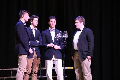 The Genevans - Geneva College Choir