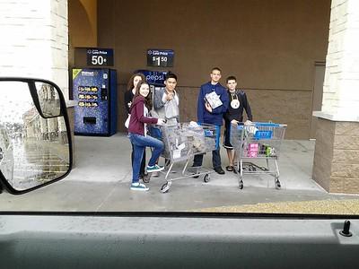Wednesday Walmart Trips