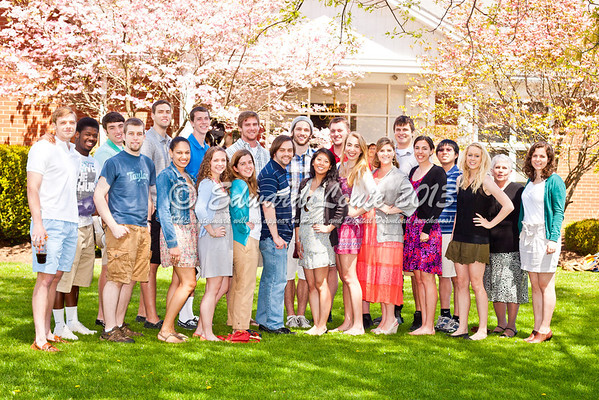 Bucknell Students Spring 2013