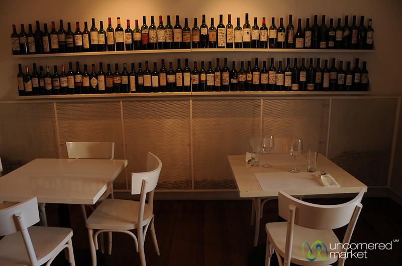 Lunch at El 23 Gran Bar - Mendoza, Argentina
