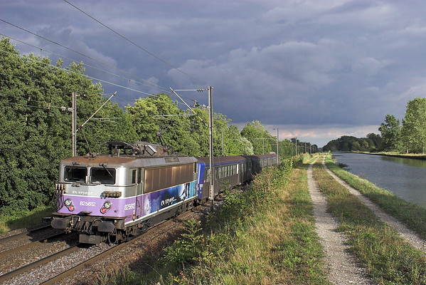 13th September 2012: France Day 4-Alsace Main Line