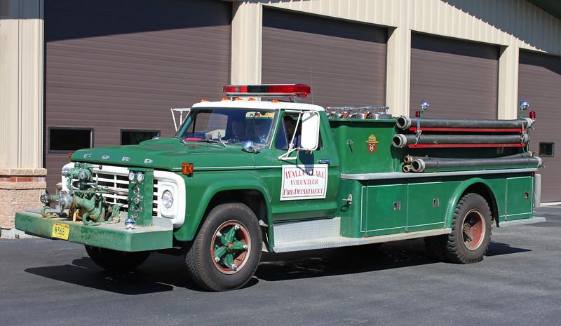 Engine 61   1973 Ford / Farrar   500 / 1500
