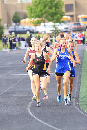 2014-05-16 GWOC Track and Field Championship - Friday - Girls