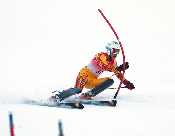 Ski Racing - BC Miele Cup - Men's Slalom - Panorama - December 2011