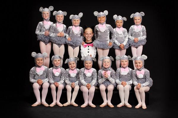 Pre-Ballet 1A - 4:45
