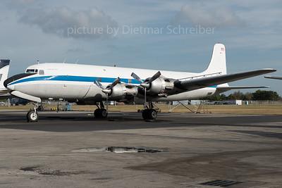 N70BF Douglas DC6