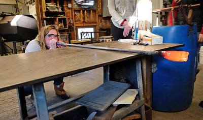Glass Blowing Hut Class 1-31-19