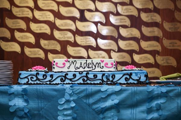 Maddy's Bat Mitzvah