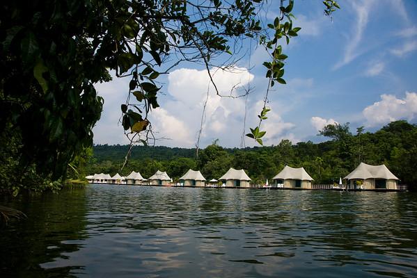 4 Rivers Floating Lodge, Kohkong Cambodia