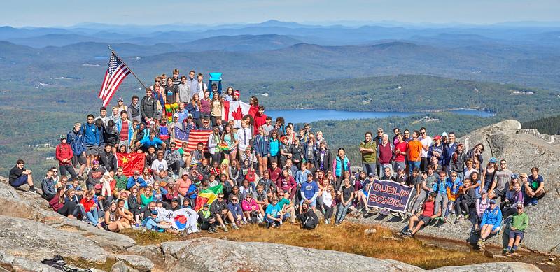 Mountain Day 2016