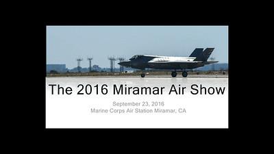 2016 Miramar Airshow