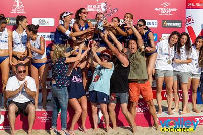 Semifinali e Finali - Domenica 10 luglio 2016