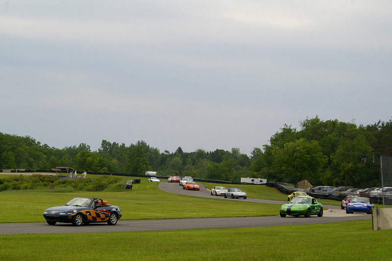 Group #1- Feature Race