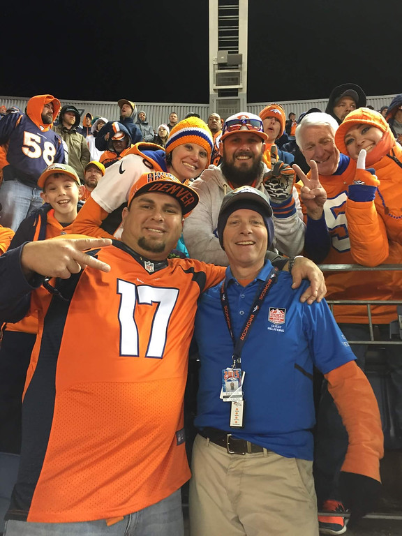 . Men and fans of sec 527. We make this section wild. (Submitted by Cris)