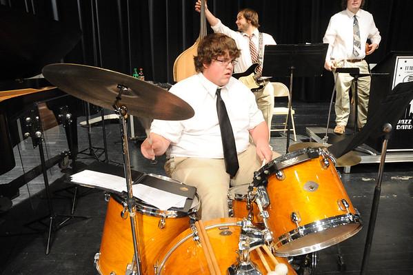 Jazz Band Concert Fall 2012