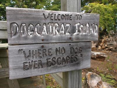 Dogcatraz Island