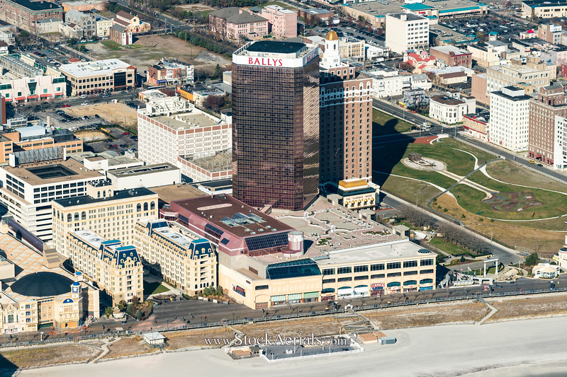 Aerial Photos of Atlantic City