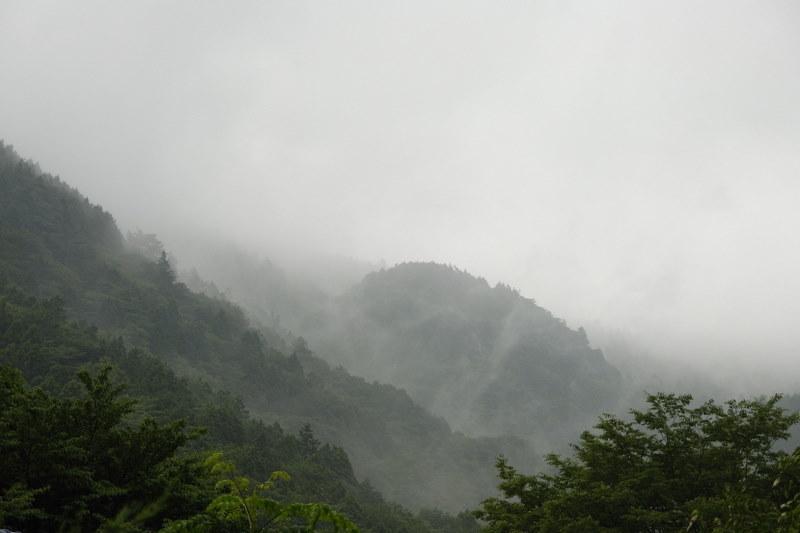 Summer is often foggy and rainy.