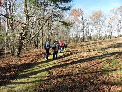 November 8 Saturday Hike