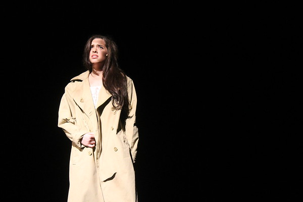 "Eponine ""On My Own"""