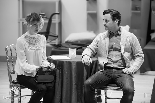 Murder on the Orient Express - Rehearsal