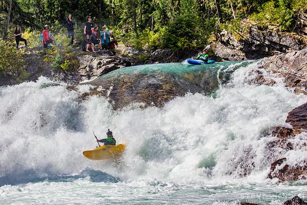 Jordan River Kayak Race