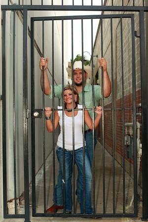 Courtney & Zach Engagment
