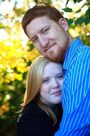 Meredith & Garrett Engagement Photographs