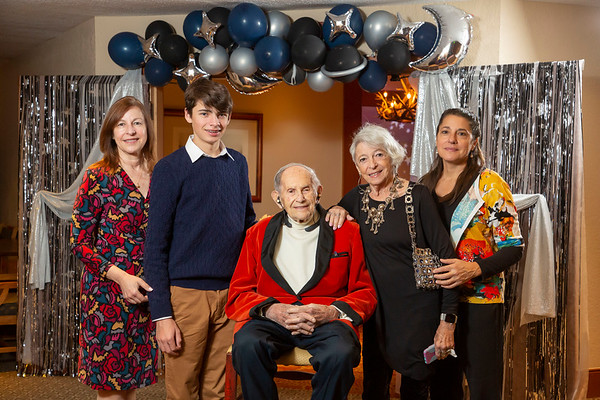 Curt Strand is 99!