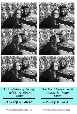 The Wedding Group Bridal & Prom Expo 1-5-2014